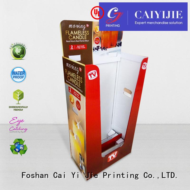 printing cheese bin CAI YI JIE Brand dumpbin supplier