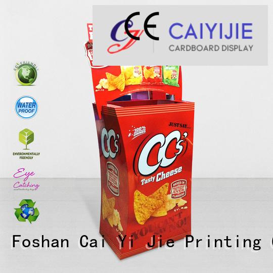 CAI YI JIE Brand header daily easy dumpbin