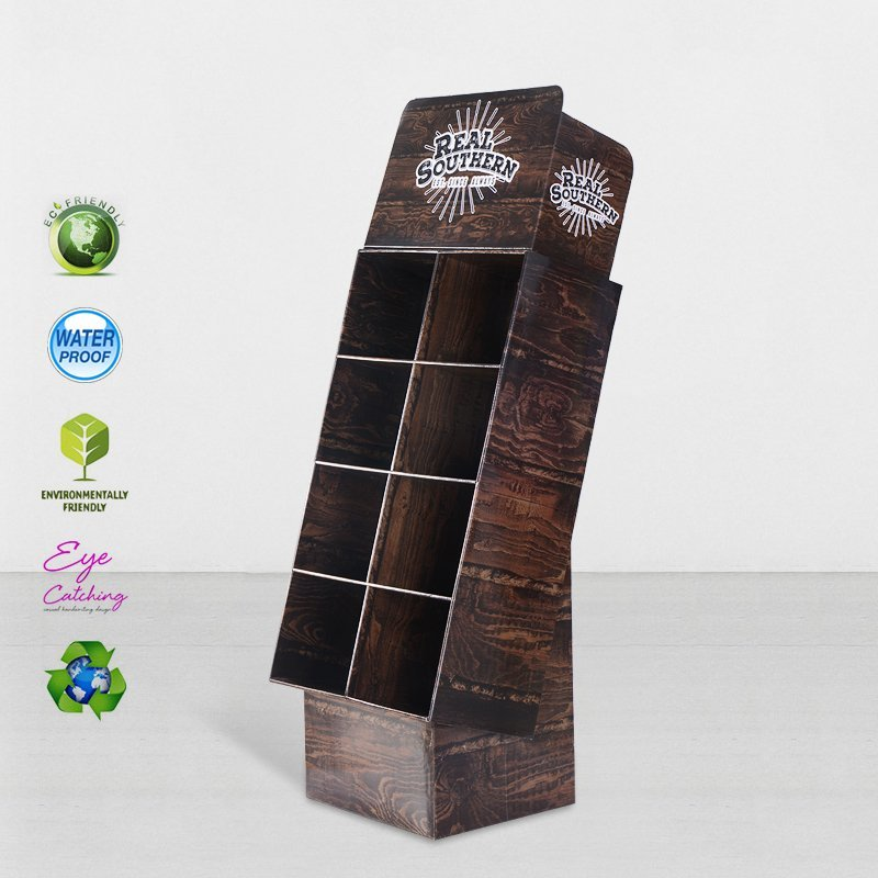 Fashion Cardboard Pop Displays For Chain Stores