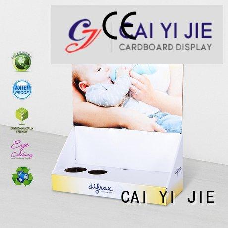 sale cardboard display boxes boxes cardboard CAI YI JIE