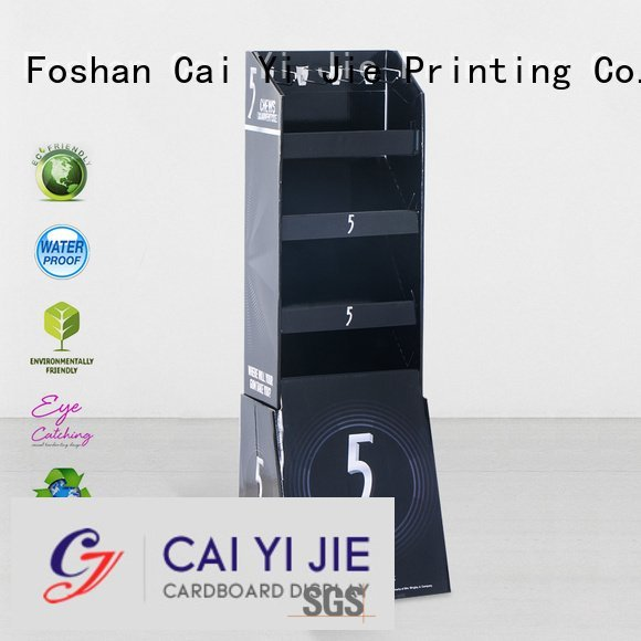 CAI YI JIE counter hook display stand hook full printing