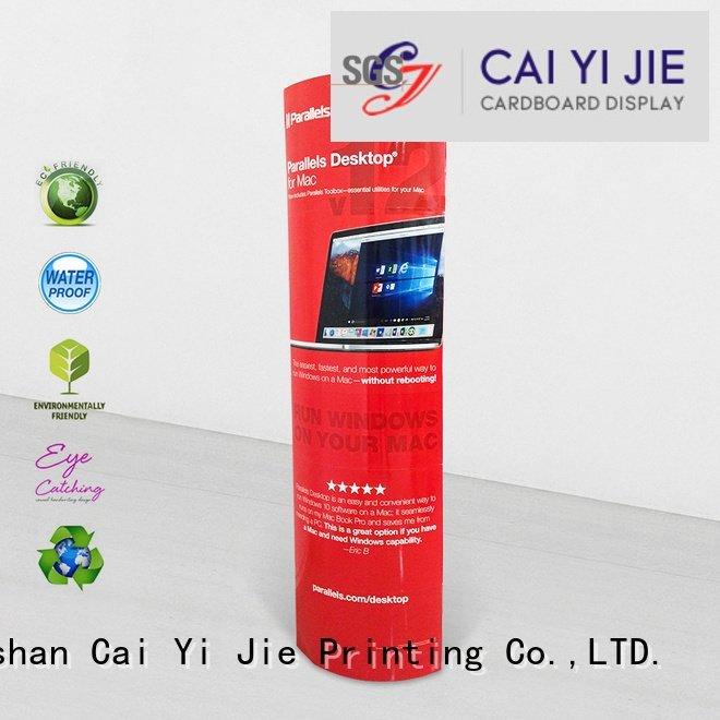 lama display promotional stands OEM lama display CAI YI JIE