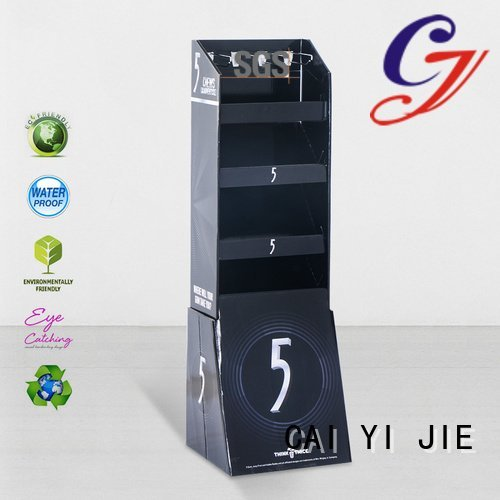 counter hook display stand color advertising display supermarket