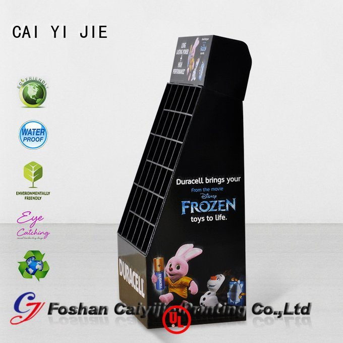 cardboard greeting card display stand stairglossy space cardboard stand