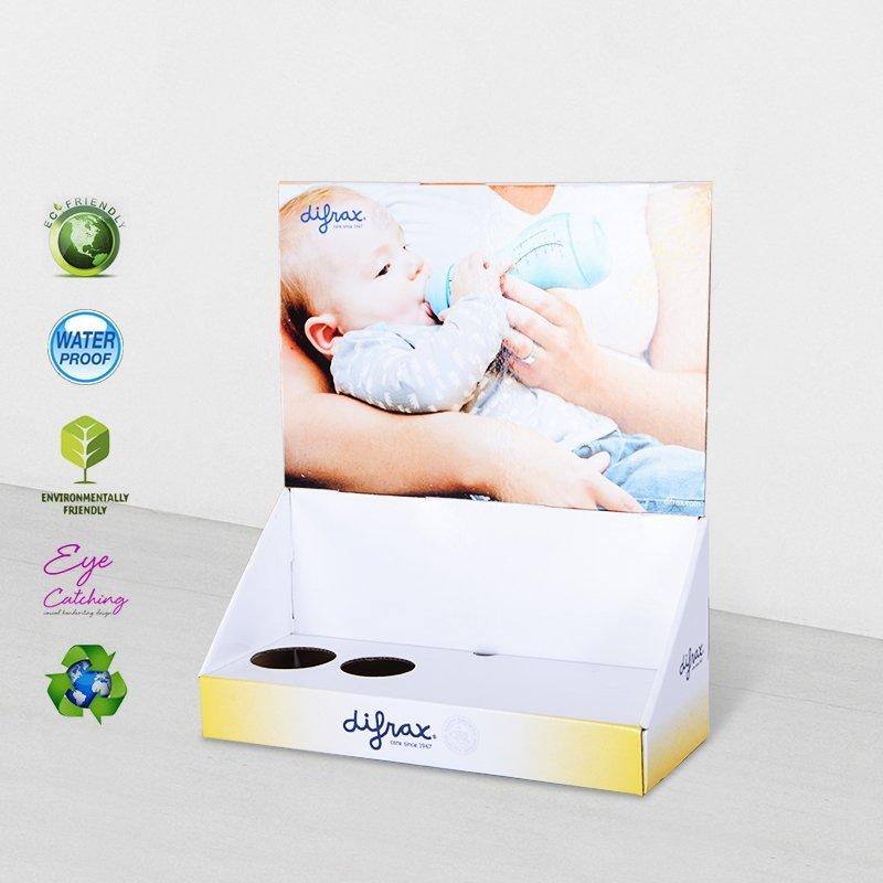 Product Cardboard Countertop Display