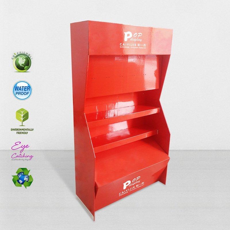 Special Cardboard Modeling Display For Promotion