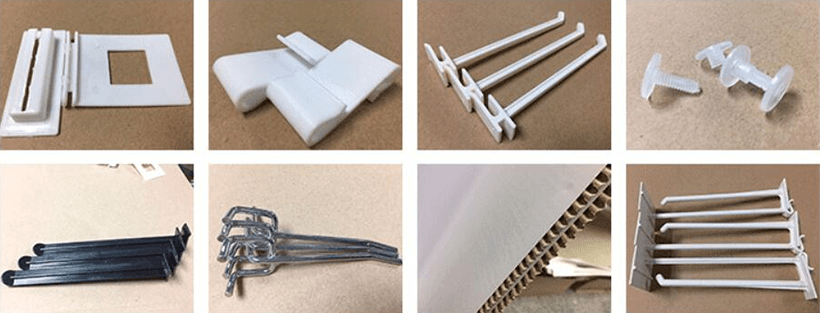 Full Color Printing Cardboard Display Stands kit