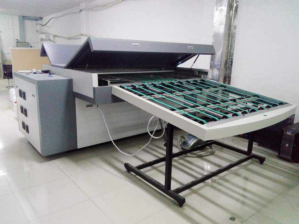 CTP plate making auto-machine for paper printing