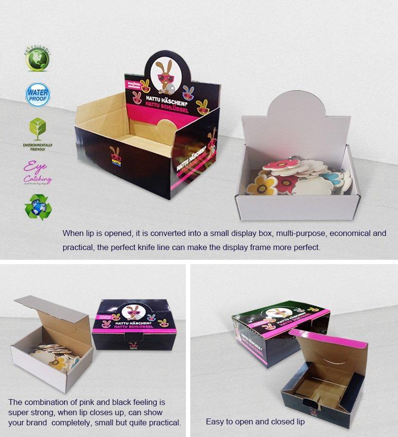 cardboard free standing display units
