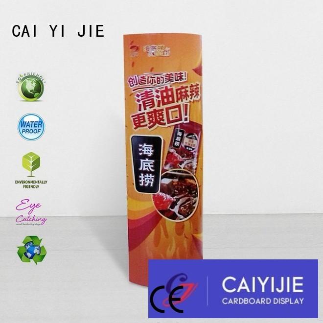 lama display cardboard lama advertising Warranty CAI YI JIE