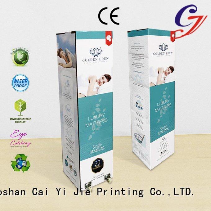 CAI YI JIE corrugated cardboard boxes
