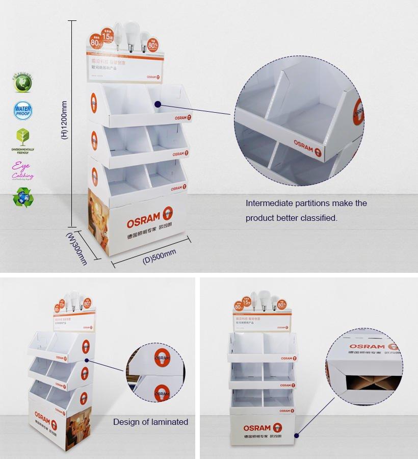 LED Light Display Cabinet For Promotion Sales