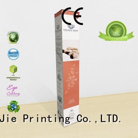 Hot cardboard packaging CAI YI JIE Brand